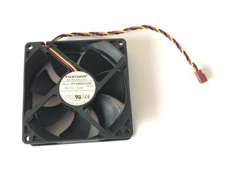 PC számítógép ház hűtő ventilátor Foxconn PVA092G12M 12V 0,24A 12Cm 120mm