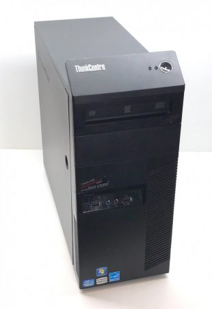 Lenovo használt kezdő Gamer / gaming számítógép i5-2500 3,7Ghz 8Gb DDR3 SSD+HDD AMD HD5770 1Gb GDDR5