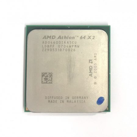 AMD Athlon 64 X2 4600+ 2,4GHz AM2 Processzor CPU ADO4600IAA5CU