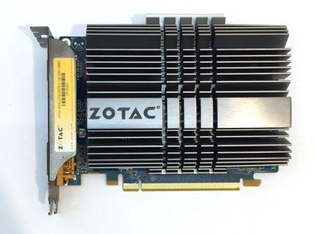 Zotac nVidia Geforce GT 240 1Gb 128 BIT GDDR3 HDMI használt videokártya