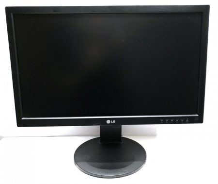 "LG 23"" professzionális IPS monitor FULL HD LED 1920x1080 23MB35PM-B 16:9 PIVOT DVI VGA"