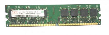 1Gb DDR2 667Mhz memória Ram PC2-5300 Full kompatibilitás