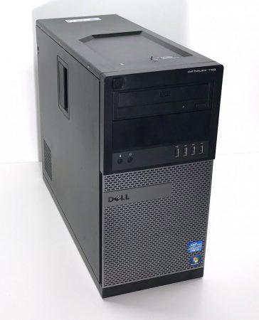 Dell Optiplex 790 MT használt számítógép i5-2500 3,7Ghz 8Gb DDR3 120Gb SSD