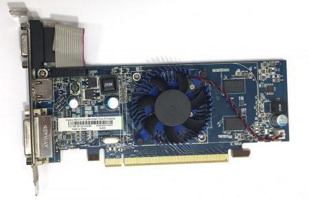 ATI Radeon HD 4550 512MB DDR3 PCI-E 64 bit HDMI használt videokártya