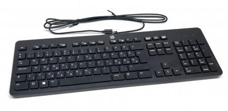 HP Business SLIM billentyűzet Magyar USB KU-1469 803181-211