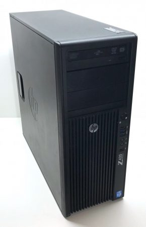 HP Z420 használt Gaming számítógép E5-2670 8-MAG (~i7-7770) 3,30Ghz 64Gb DDR3 240Gb SSD+ 750Gb HDD RX 570 NITRO+ 8GB