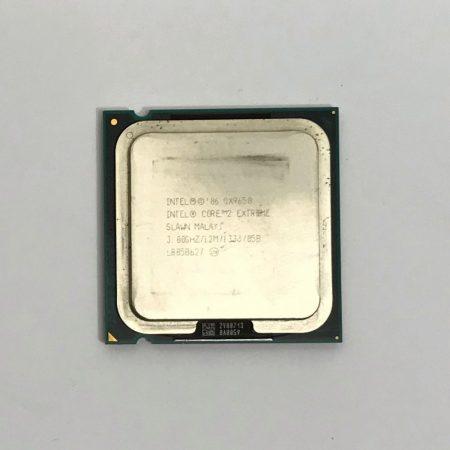 Intel Core 2 Extreme Quad QX9650 4 magos 3,00Ghz CPU Processzor LGA775 1333Mhz FSB 12Mb L2 SLAWN