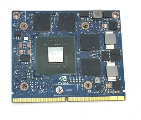 nVidia Quadro K1100M Laptop videokártya 2Gb GDDR5 MXM 3.0 A
