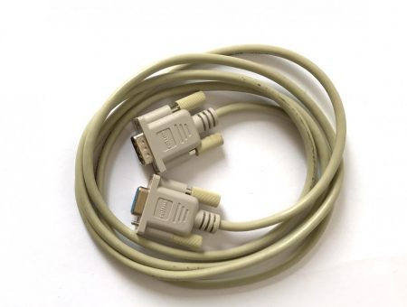 Soros rs232 kábel DB9 hosszabbító apa - anya