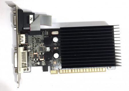 Palit NVIDIA Geforce 210 1Gb GDDR3 PCI-e HDMI használt videokártya
