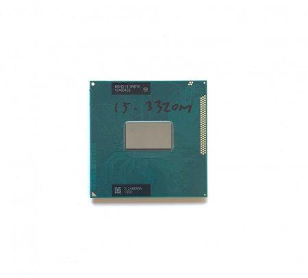Intel Core i5-3320M használt laptop CPU processzor 3,30Ghz G2 3. gen. 3Mb Cache SR0MX