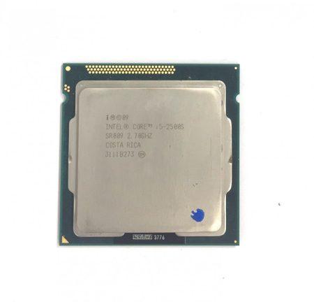 Intel Core i5-2500s 3,70Ghz 4 magos Processzor Quad CPU LGA1155 6Mb cache 2. gen. SR009