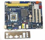 ASRock G31M-GS LGA775 használt alaplap DDR2 G31 Integrált VGA