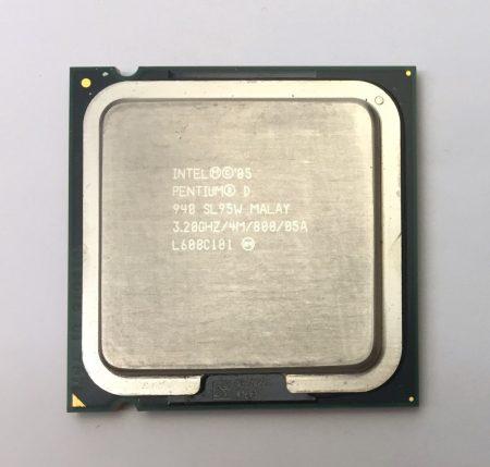 Intel Pentium D 940 3,20Ghz 2 magos Processzor CPU LGA775 800Mhz FSB 4Mb L2 SL95W