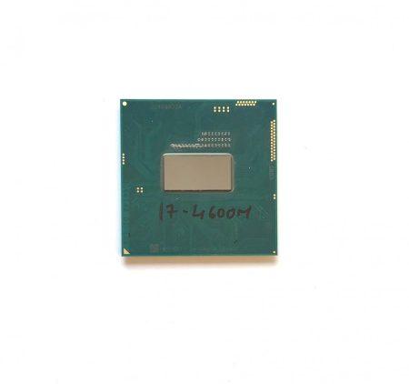 Intel Core i7-4600M használt laptop CPU processzor 3.6Ghz G3 4. gen. 4Mb cache SR1H7