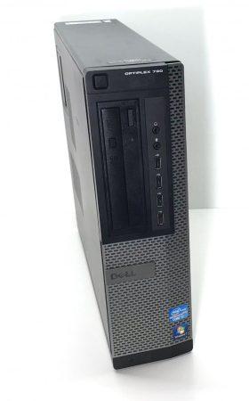 Dell Optiplex 790 DT használt számítógép i3-2120 3,30Ghz 4Gb DDR3 250Gb HDD