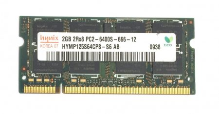 2Gb DDR2 800Mhz laptop memória notebook RAM SO-DIMM PC2-6400
