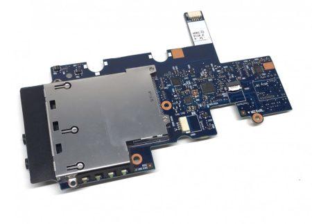 Hp Probook 6450B használt bontott Audio Jack Express Card panel
