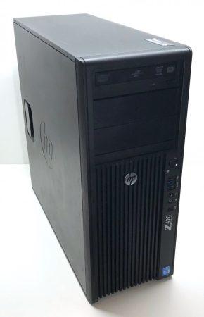 HP Z420 használt Gaming számítógép E5-2670 8-MAG (~i7-7770) 3,30Ghz 64Gb DDR3 240Gb SSD + 1TB HDD GTX 1060 6Gb