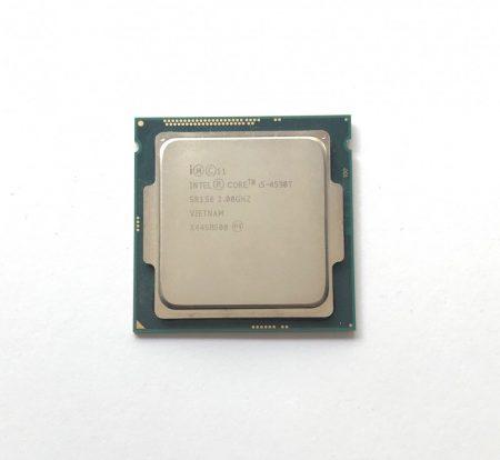 Intel Core i5-4590T 3,00Ghz használt Quad processzor CPU 35W TDP LGA1150 6Mb cache 4. gen. SR1S6