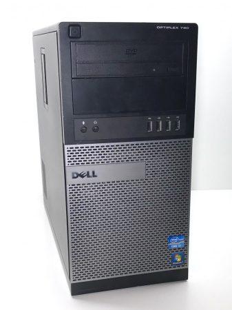 Dell Optiplex 790 MT használt számítógép i3-2120 3,30Ghz 4Gb DDR3 250Gb HDD