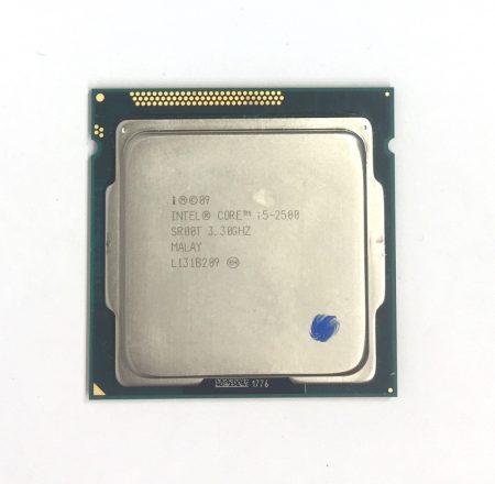 Intel Core i5-2500 3,70Ghz 4 magos Quad Processzor CPU LGA1155 6Mb cache 2. gen. SR00T