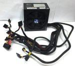 SeaSonic S12 II 380W használt minőségi tápegység PC TÁP 12cm 6 pin PCI-e VGA