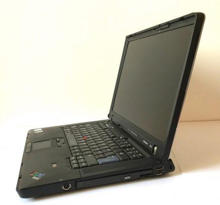 "Lenovo ThinkPad Z61m 15,4"" használt laptop 2 magos T7200 2.00Ghz 160Gb 3Gb DDR2 Webkamera"