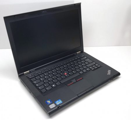 "Lenovo Thinkpad T430 14"" használt laptop Intel Core i5-3320M 3,30Ghz 8Gb DDR3 240Gb SSD webcam"