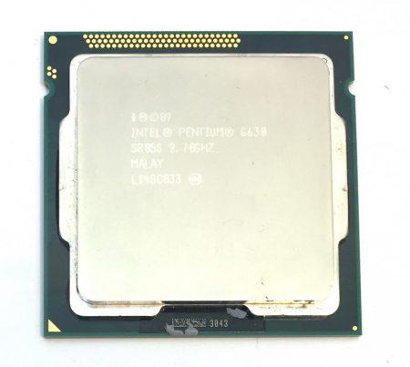 Intel Pentium G630 2,70Ghz 2 magos Processzor CPU LGA1155 3Mb cache 2. gen. SR05S