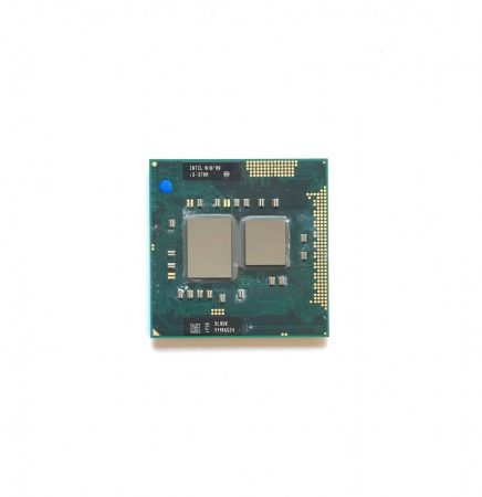 Intel Core i3-370M laptop CPU processzor 2,40Ghz G1 1. generáció SLBUK