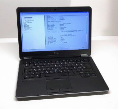 """Dell Latitude E7440 használt laptop 14"""" i5-4310U 3,00Ghz 8Gb 240Gb SSD ultrabook"""
