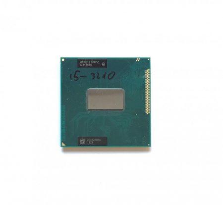 Intel Core i5-3210M használt laptop CPU processzor 3,10Ghz G2 3. gen. 3Mb Cache SR0MZ