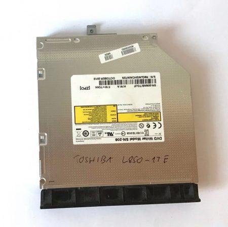 Toshiba L850 SATA DVD író 12.7mm L850-1TE