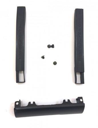 DELL Latitude E6440 HDD takaró beépítő keret + gumi sinek 7mm HDD-hez