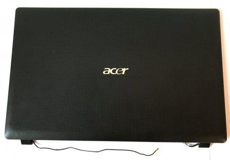 Acer Aspire 7551G használt bontott laptop LCD kijelző fedlap hátlap webkamera MS2310