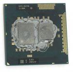 Intel Core i3-380M laptop CPU processzor 2.53Ghz G1 1. generáció SLBZX