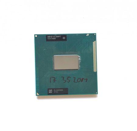 Intel Core i7-3520M használt laptop CPU processzor 3,60Ghz G2 3. gen. 4Mb Cache SR0MT