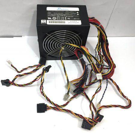 SeaSonic S12 380W használt minőségi tápegység PC TÁP 12cm 6 pin PCI-e VGA