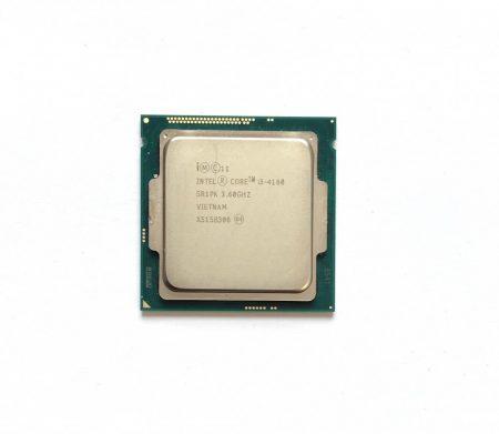 Intel Core i3-4160 3,60Ghz használt processzor CPU LGA1150 SR1PK 3Mb cache 4. gen.