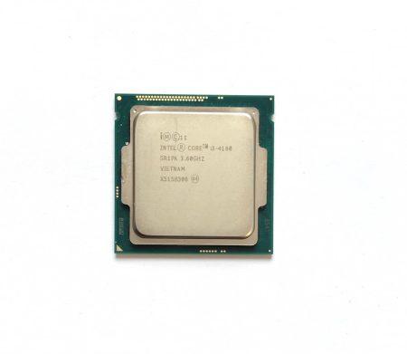 Intel Core i3-4160 3,60Ghz használt Quad processzor CPU LGA1150 SR1PK 3Mb cache 4. gen.