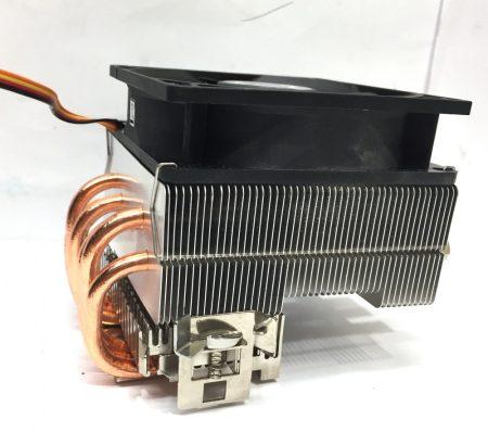 Scythe Samurai ZZ 6 hőcsöves AM2 AM2+ AM3 AM3+ processzor CPU hűtő