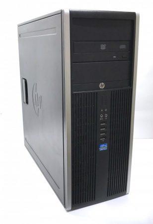 HP Compaq Elite 8300 i3 számítógép i3-3220 2x3,30Ghz 8Gb DDR3 500Gb HDD