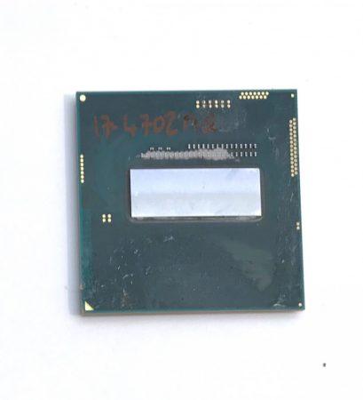 Intel Core i7-4702MQ laptop CPU processzor 4 magos 3.2Ghz G3 4. generáció SR15J