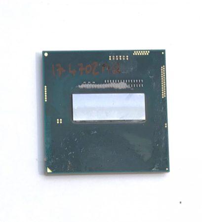 Intel Core i7-4702MQ használt laptop Quad CPU processzor 3,2Ghz G3 4. generáció 6Mb cache SR15J