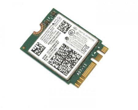 Lenovo Intel 7260NGW AN M.2 NGFF Wifi WLAN kártya adapter 802.11b/g/nBluetooth 4.0 300Mbps 04X6008 2,4Ghz 5Ghz