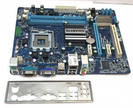 Gigabyte GA-G41MT-S2 LGA775 használt alaplap DDR3 PCI-e