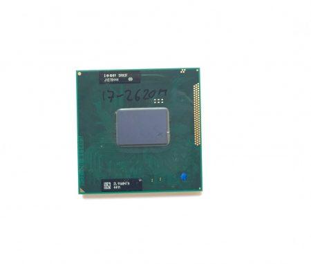 Intel Core i7-2620M laptop CPU processzor 3,40Ghz G2 2. generáció SR03F