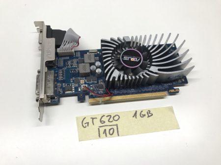 Asus nVIDIA Geforce GT 620 1Gb DDR3 használt videokártya HDMI