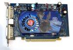 AMD Sapphire Radeon HD3650 512Mb 128bit PCI-e használt videokártya
